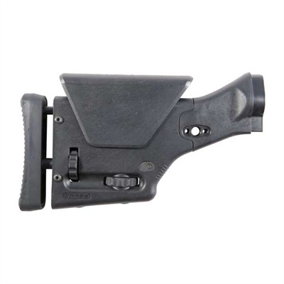 Magpul H&K 91 Prs Stock Collapsible - H&K 91 Prs Stock Collapsible  Blk
