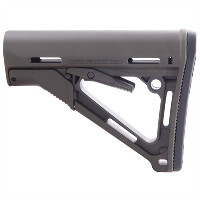 Magpul Ar-15 Ctr Stock Collapsible Mil-Spec - Ar-15 Ctr Stock Collapsible Mil-Spec Odg