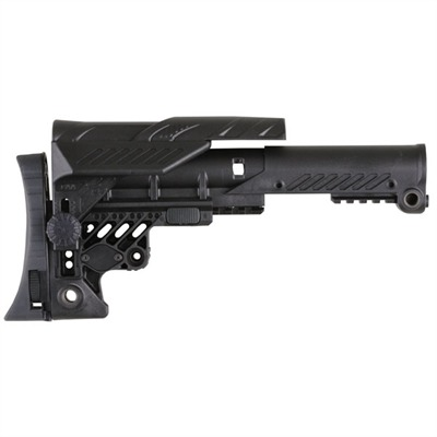Command Arms Acc Ar 15 Sniper Stock Collapsible A2 Length Blk USA & Canada
