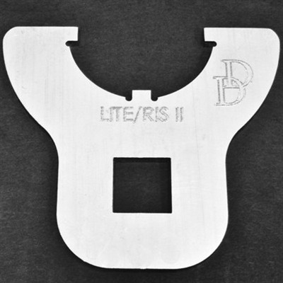 Lite Rail Barrel Nut Wrench