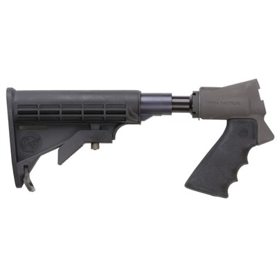 Mesa Tactical Products Remington 870/Mossberg 500 Telescoping Buttstock Kit - Leo Recoil Reducing Buttstock Kit, Rem 870