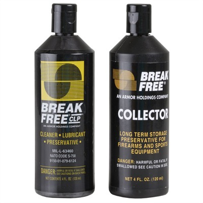 Break Free 100-003-225 Break-Free Gun Collector's Preservation Kit