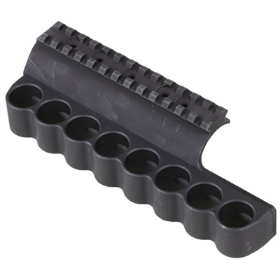 Mesa Tactical Products Receiver Mount Shotshell Holder - Pr 8-Round Shotshell Holder Fits Benelli M4/M1014