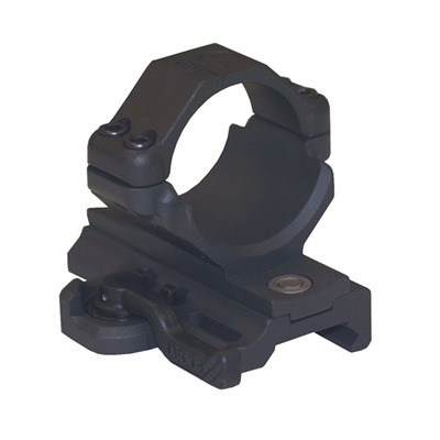 Aimpoint Throw Lever Ring & Mount - Aimpoint Comp Mount