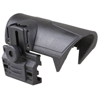 Ar-15 Adjsutable Cheek Piece - Adjsutable Cheek Piece Black Polymer