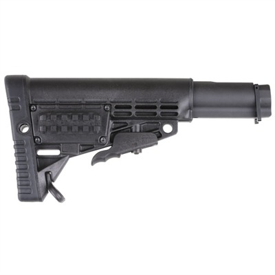 Ak-47 6-Pos Stock For Milled Receiver Collapsible - Ak-47 6-Pos Stock For Milled Receiver Collapsibl