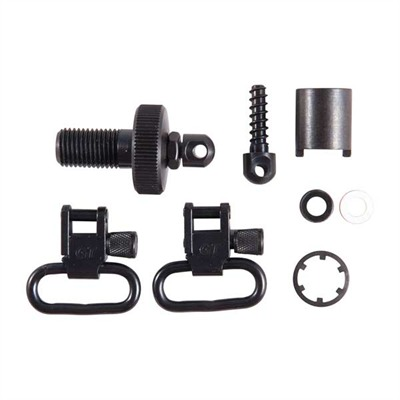 Shotgun Magazine Cap Sling Swivel Sets