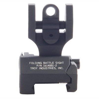 Ar 15/M16 Battle Sights Folding Rear Sight Black U.S.A. & Canada