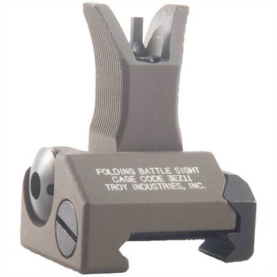 Troy Industries Ar-15  Flip-Up Front Sight - 1.34