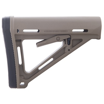 Magpul Ar-15 Moe Stock Collapsible Mil-Spec - Ar-15 Moe Stock Collapsible Mil-Spec Fde