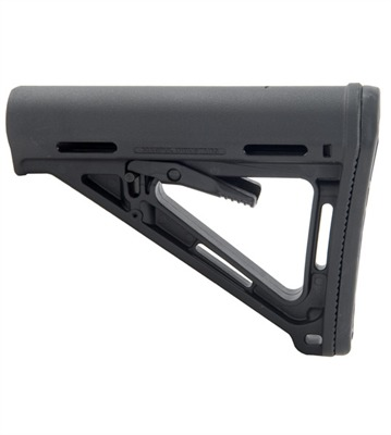 Magpul Ar-15 Moe Stock Collapsible Commercial - Ar-15 Moe Stock Collapsible Commercial Blk