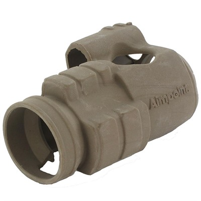 Replacement Rubber Cover for Compm3 / ml3 Rubber Cover for Compm3 / m3l Coyote : Optics & Mounting by Aimpoint for Gun & Rifle