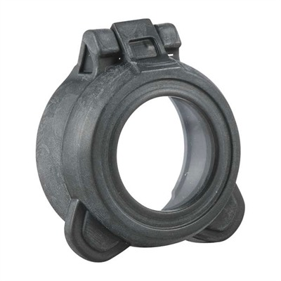 Aimpoint 30mm Sight Flip-Up Lens Covers - 30mm Sight Lenscover, Flip-Up, Front, Transparent