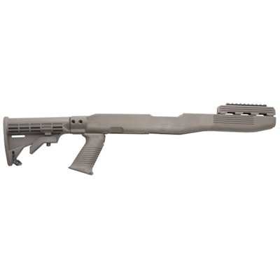 Intrafuse Stock & Compliance Kit Sks T6 Adj Stk W / o Bayonet Cut-od Grn : Rifle Parts by Tapco Weapons Accessories for Gun & Rifle