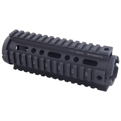 Ar-15/M16 Four-Rail Handguard - Four-Rail Carbine Handguard
