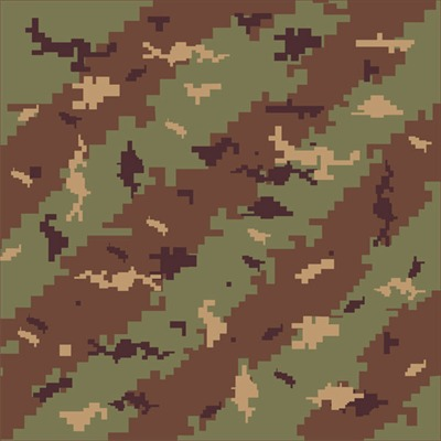Bulldog Arms Camouflage Stencils