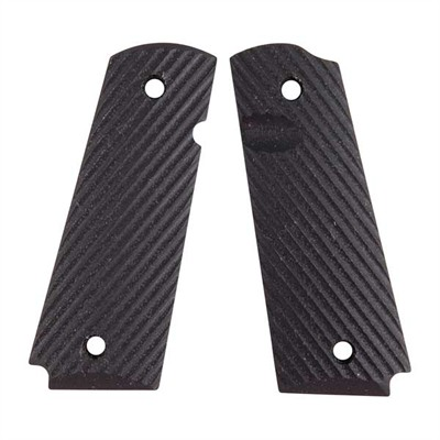 1911 Tactical Grips - Gb G10 Grips, Black