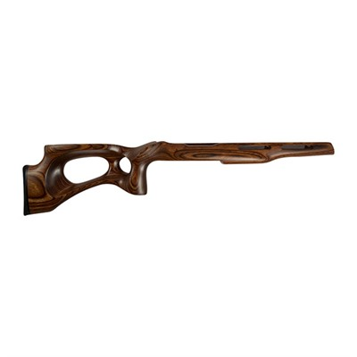Ruger 10/22 Extreme Bb Stock Thumbhole - Ruger 10/22 Extreme Bb Stock Thumbhole Laminate Brown