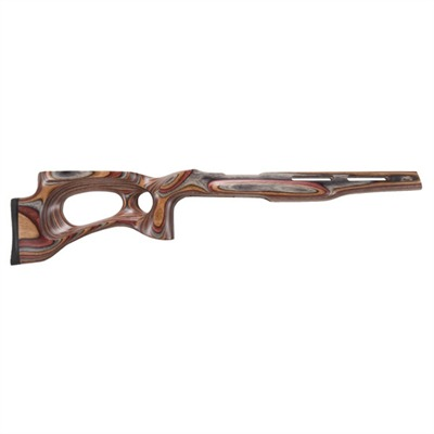 10/22® Extreme Bull Barrel Wood Stocks - Extreme-Bull Barrel, Cayenne