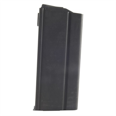 Check-Mate Industries Springfield M1a 10rd Magazine 308 Winchester - Springfield M1a/M14 Magazine 308 Winchester 25rd Steel Black