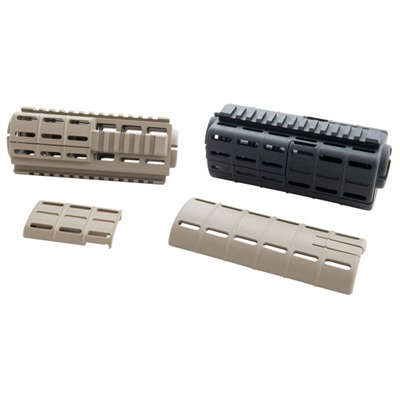 Ar-15 / m16 Intrafuse Handguard Ar15 Intrafuse Handguard-black : Rifle Parts by Tapco Weapons Accessories for Gun & Rifle