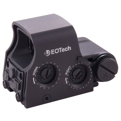Xps2 Holographic Weapon Sight - Xps2-0 Weapon Sight, 65 Moa Ring W/ 1 Moa Dot
