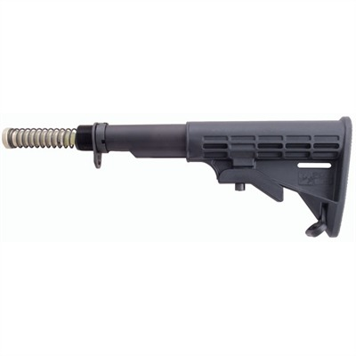 Ar-15 / m16 T6 Collapsible Stock Conversion Kit Ar15 T6 Collaps. Stk - Black : Rifle Parts by Tapco Weapons Accessories for Gun & Rifle