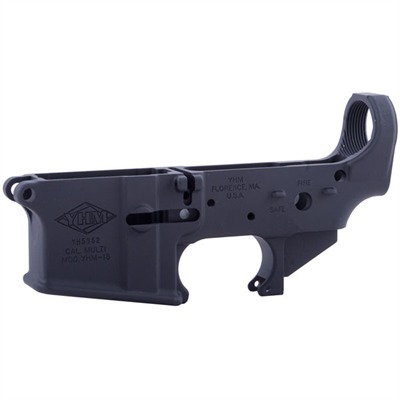 Ar-15 Yhm-15 Lower Receiver Yankee Hill Stripped Lower Receiver : Rifle Parts by Yankee Hill Machine Co., Inc. for Gun & Rifle