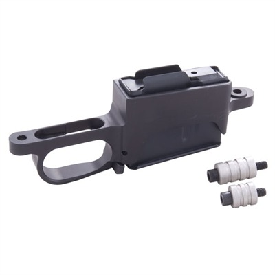 700 Short Action Detachable Bottom Metal