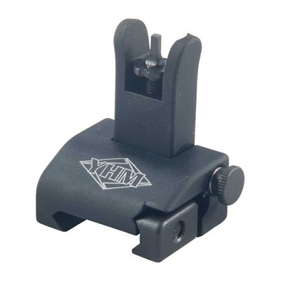Yankee Hill Machine Co. Ar-15  Flip-Up Qds Front Sight W/Ears - 1.4