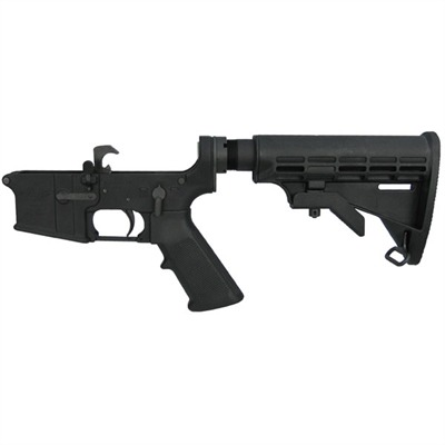 Ar-15 Yhm-15 Lower Receiver Yankee Hill M4 Lower Receiver : Rifle Parts by Yankee Hill Machine Co., Inc. for Gun & Rifle