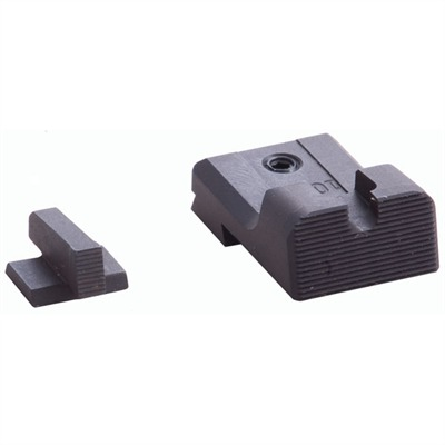 1911 Auto U-Notch Rear Sight - Kimber U-Notch Sight Set