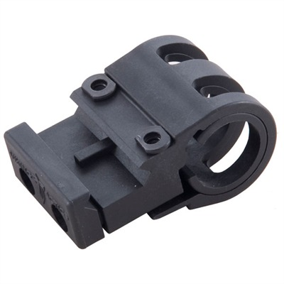 Light Mount - Flashlight/Laser Mount, Black