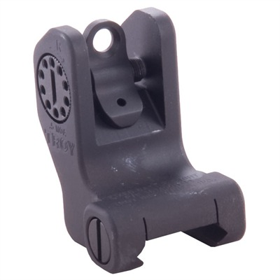 Ar-15/M16 Fixed Rear Battle Sight
