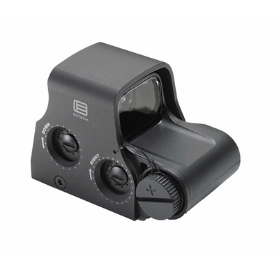 Eotech Xps3 Holographic Weapon Sights - Xps3-0 Holographic Weapon Sight, Black