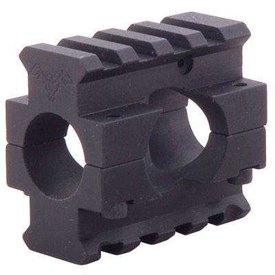 Ar-15/M16 Accessory Rail Gas Blocks - 2-Rail Standard Gas Block