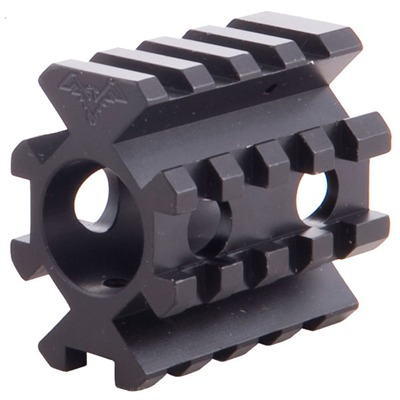 Ar-15/M16 Accessory Rail Gas Blocks - 4-Rail Standard Gas Block