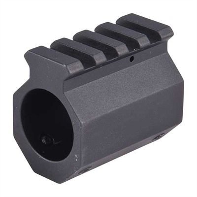"Ar-15/M16 Picatinny Rail Gas Block - .937"" Picatinny Gas Block"
