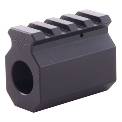 "Ar-15/M16 Picatinny Rail Gas Block - .750"" Picatinny Gas Block"