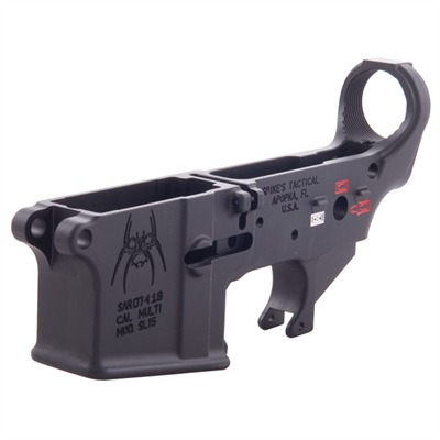 Ar-15 Lower Receiver - Stripped Ar-15 Lower Receiver