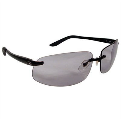 Eclipse Rxt Shooting Glasses - Smoke Eclipse Rxt Shooting Glasses Black