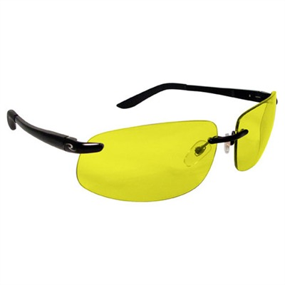 Eclipse Rxt Shooting Glasses - Yellow Eclipse Rxt Shooting Glasses Black