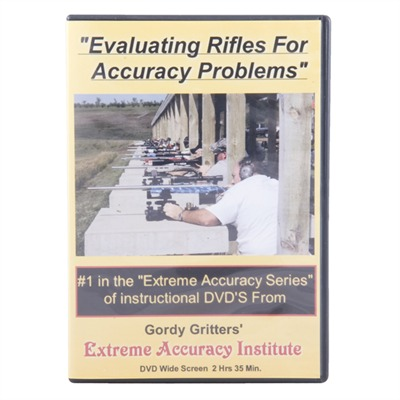 Evaluating Rifles For Accuracy Problems