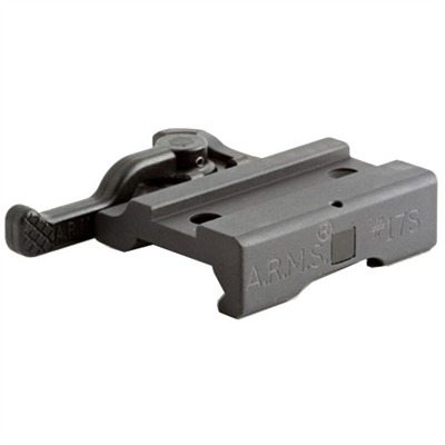 A.R.M.S.,Inc Single Throw Lever Mounts - Short Rail
