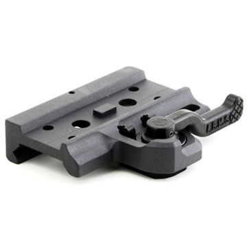 T-1 Micro Mount Aimpoint T-1 Micro Mount : Optics & Mounting by A.r.m.s.,inc for Gun & Rifle