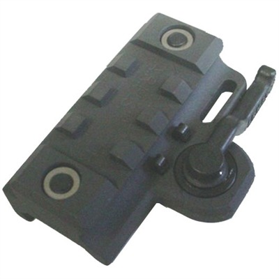 A.R.M.S.,Inc Single Throw Lever Mounts - Throw Lever Dovetail Rail Mount