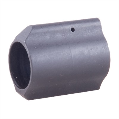 Midwest Industries Ar-15 Gas Block Low Profile - Ar-15 Gas Block Low Profile .936 Steel Black