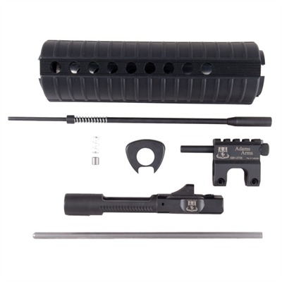 Ar-15 Gas Piston Conversion Kit - Ar-15  Gas Piston Conversion Kit Mid-Length  Black