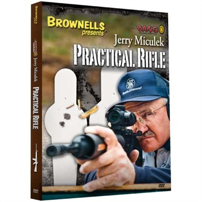 Buy Bang Jerry Miculek Practical Rifle Dvd
