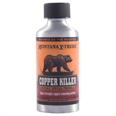 Montana X-Treme™ Copper Killer - 6 Oz. Copper Killer